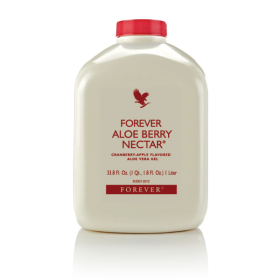 Forever Aloe Berry Nectar na pitie  / BRUSNICE   1 L